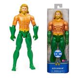 Brinquedo Boneco Aquaman Colecão Clássico Dc Comics Series
