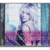 Britney Spears  Oops  I Did The Best Of Cd Lacrado Importado