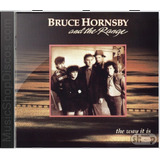 Bruce Hornsby And The Range The Way It Is Novo Lacr Orig
