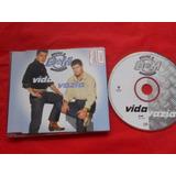 Bruno E Marrone Vida Vazia Cd Single Promo Raro Em Oferta