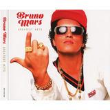 Bruno Mars   Cd Greatest Hits   Digipak 2cds   Importado
