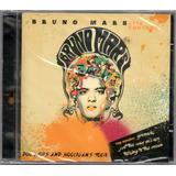 Bruno Mars Cd 2012 Concert Novo Lacrado