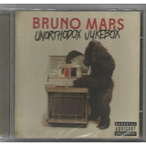 Bruno Mars Unorthodox Jukebox Cd Original E Lacrado