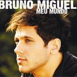 Bruno Miguel   Meu Mundo   Cd   Autografado