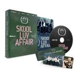 Bts Álbum Kpop Skool Luv Afair Oficial Pronta Entrega