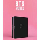 Bts Kpop Álbum World Ost Original Lançamento   Com Poster