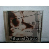Buried Alive   The Death Of Your Perfect World  cd Importado
