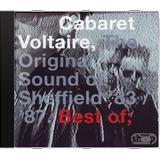 Cabaret Voltaire The Original Sound Of Sheffi Novo Lacr Orig