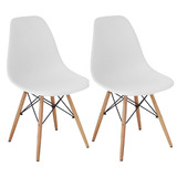 Cadeira Charles Eames Wood Design Kit 02pc Nf   Garantia Dsw