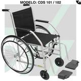 Cadeira De Rodas 101 Cds Super Oferta