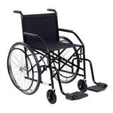 Cadeira De Rodas Cds 102 Roda Raiada Com Pneu Inflável 12x