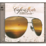 Café Del Mar The Best Of Cd Duplo Usado Em Excelente Estado