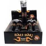 Caixa De Carvão Bali Hai Preto C/ 100 Discos Mini 20 Mm
