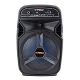 Caixa De Som Amplificada Bluetooth Trc 5510 100w