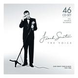 Caixa Frank Sinatra   The Voice   46 Cds   Alemão   Raro