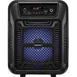 Caixa Som Bluetooth Amplificada Lenoxx Ca60 80w Usb E Rádio