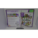 Caixa Vazia Com O Manual E Sem O Cd Do Deca Sports Xbox 360