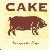 Cake   Prolonging The Magic    Cd    Ver O Video