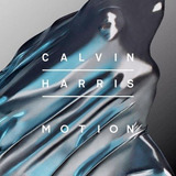 Calvin Harris   Motion   Cd Lacrado
