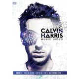 Calvin Harris   Music Videos   Dvd