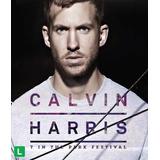 Calvin Harris   T In The Park Festival   Blu ray