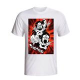 Camisa Camiseta Maximum The Hormone Banda Rock Metal