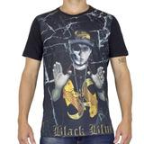 Camiseta Black Blue Bio G3