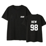 Camiseta Camisa Ou Blusa Baby Look K pop The Boyz New 98