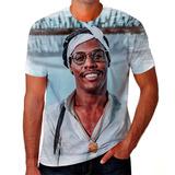 Camiseta Camisa Personalizada Cantor Funk Mc Kekel Fluxo 3