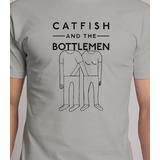 Camiseta Catfish And The Bottlemen Banda Rock Metal