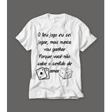 Camiseta Jogo Do Amor Mc Bruninho