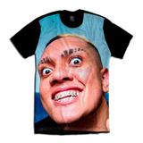 Camiseta Mc Binladen Guime Lan Pedrinho Funk Kings 3d Ny