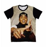 Camiseta Mc Daleste   Camisa Mc Da Leste   Funk