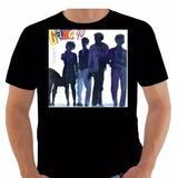 Camiseta Original Disco Gang 90 E As Absurdettes   Rosas 85