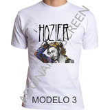 Camiseta Rock Hozier M 3
