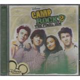 Camp Rock 2 The Final Jam Cd Trilha Sonora Do Filme