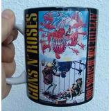 Caneca Guns N Roses Appetite For Destruction Capa Do Disco