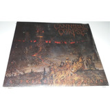 Cannibal Corpse   A Skeletal Domain  cd Lacrado  Digipak