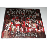Cannibal Corpse   The Bleeding  cd Digipak
