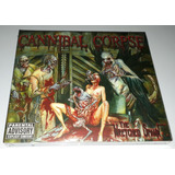 Cannibal Corpse   The Wretched Spawn  cd dvd Lacrado