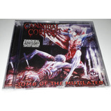 Cannibal Corpse   Tomb Of The Mutilated  cd Lacrado
