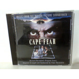 Cape Fear    Soundtrack  Cd   B  Herrmann s e bernstein