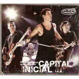 Capital Incial Multishow Ao Vivo Cd Original Lacrado  Sony
