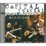 Capital Inicial Cd Acústico