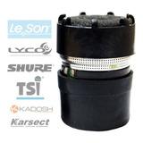 Capsula Microfone Cd58 Shure Leson Lyco Kadoshi Tsi Karset