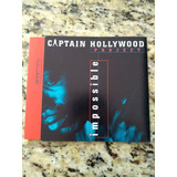 Captain Hollywood Project Cd Importado Impossible Anos 90s