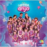 Carinha De Anjo   Trilha Sonora Novela Infantil   Cd