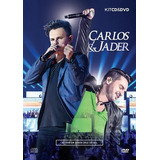 Carlos & Jader Ao Vivo Em Santa Cruz Do Sul   Dvd cd