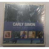 Carly Simon   Original Album Series   Box Com 5 Cds  Lacrado