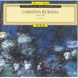 Carmina Burana Carl Orff 1895 1982   Cd Instrumental